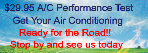 AC Performance test in Cleveland, OH and Rocky River, OH