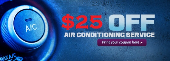 A/C RECHARGE COUPON in Cleveland, OH and Rocky River, OH